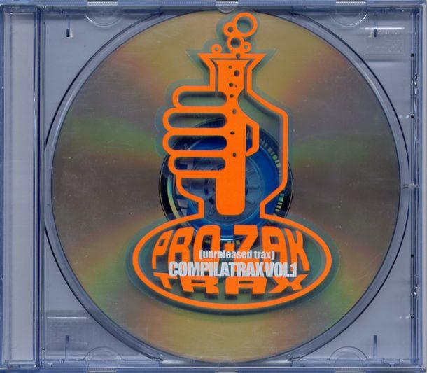 compilatrax vol.1 unreleased trax mixed cd