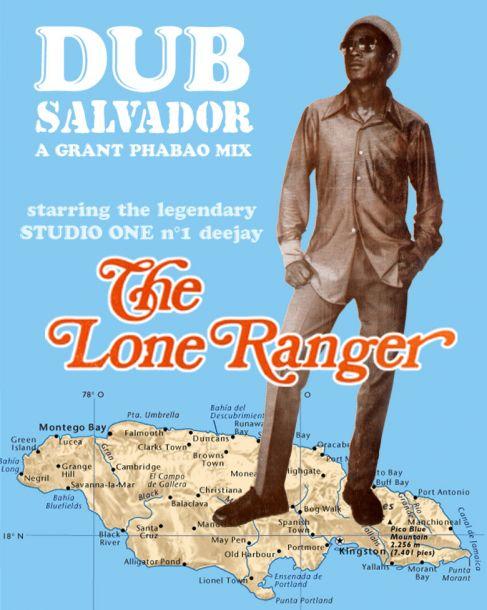 Lone Ranger Dub Salvador
