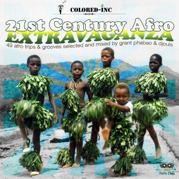 21st Century Afro Extravaganza