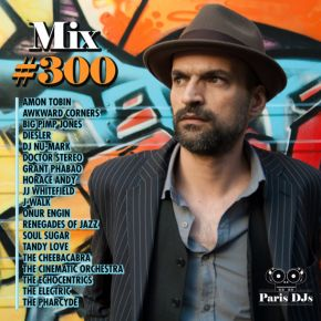 Paris DJs Soundsystem Mix 300