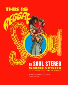 soul stereo this is reggae soul