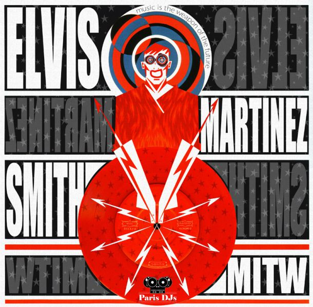 Elvis Martinez Smith Music Is The Weapon Of The Future