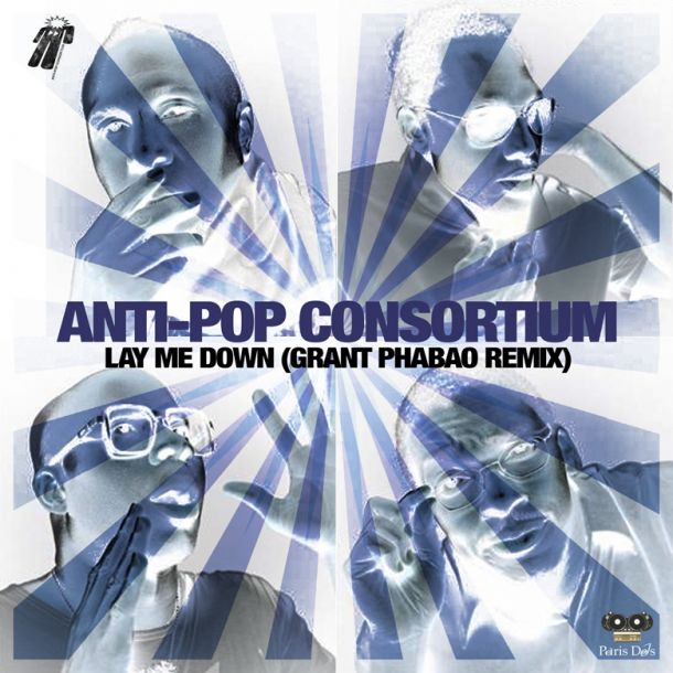 Antipop Consortium Lay Me Down Grant Phabao Remix