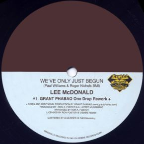 Lee McDonald Grant Phabao Rework