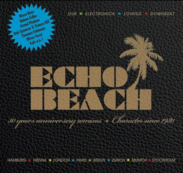 Martha and The Muffins Echo Beach 30th Anniversary Remixes