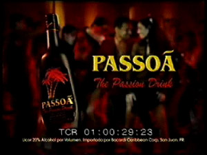 passoa the passion drink