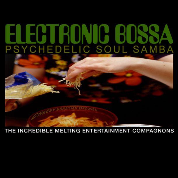 TIMEC Electronic Bossa and Psychedelic Soul Samba