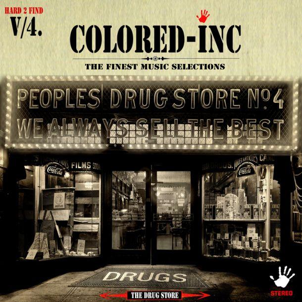 The Drug Store Hard 2 Find Vol 3