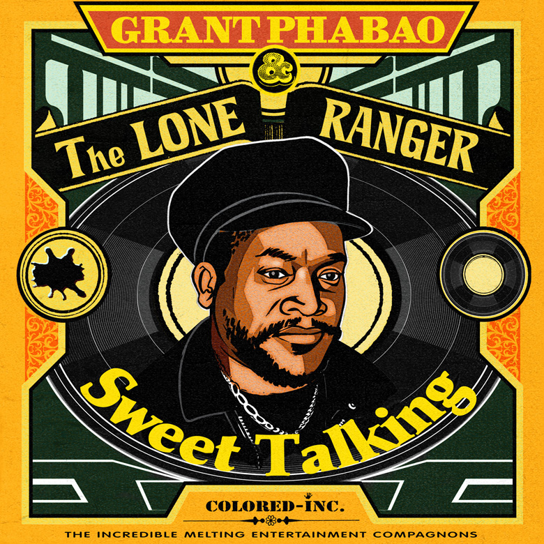 Grant Phabao and The Lone Ranger Sweet Talking