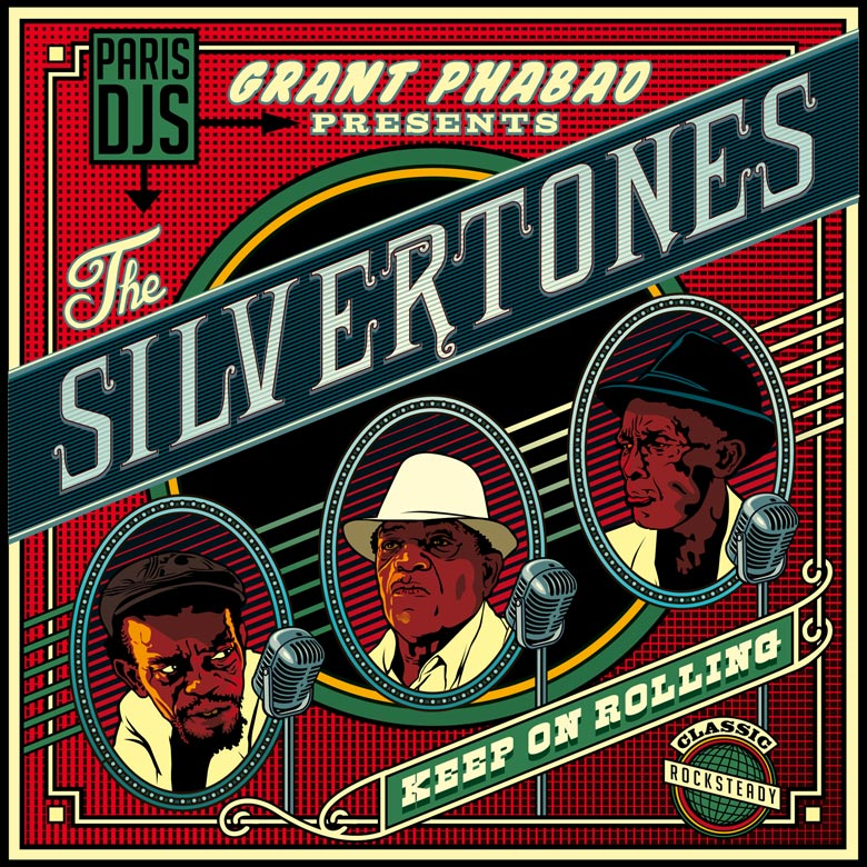 Grant Phabao and The Silvertones Keep On Rolling