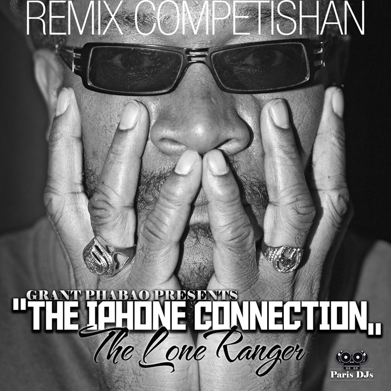 Grant Phabao The Lone Ranger The iPhone Connection Remix Competition
