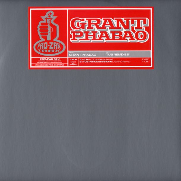 Grant Phabao Tub Remixes