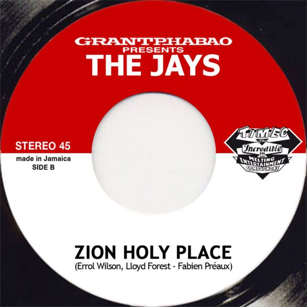 Grant Phabao presents The Jays Zion Holy Place