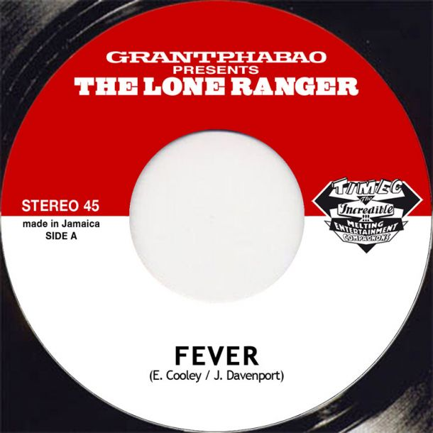 Grant Phabao The Lone Ranger Fever