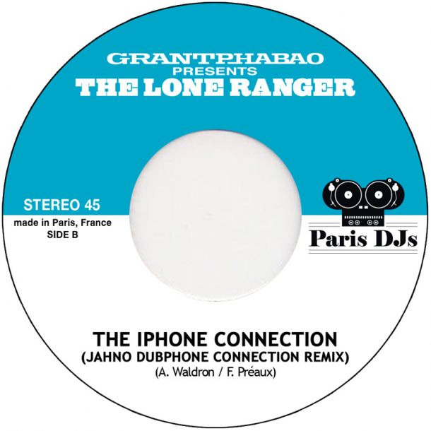 Grant Phabao and The Lone Ranger The Iphone Connection Jahno Remix