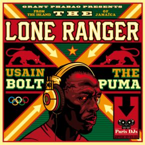 Grant Phabao and The Lone Ranger Usain Bolt The Puma